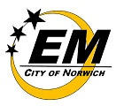 Small Emergency Management Logo